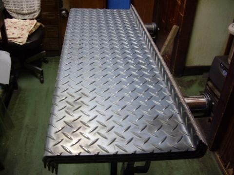 縞階段曲板